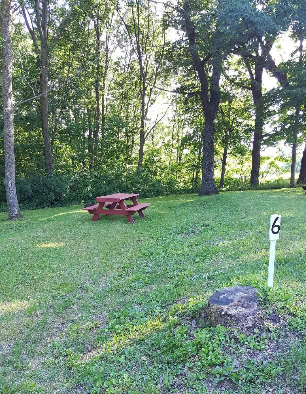 Campsite #6