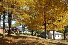 Fall at Rustic Ridge Resort 1