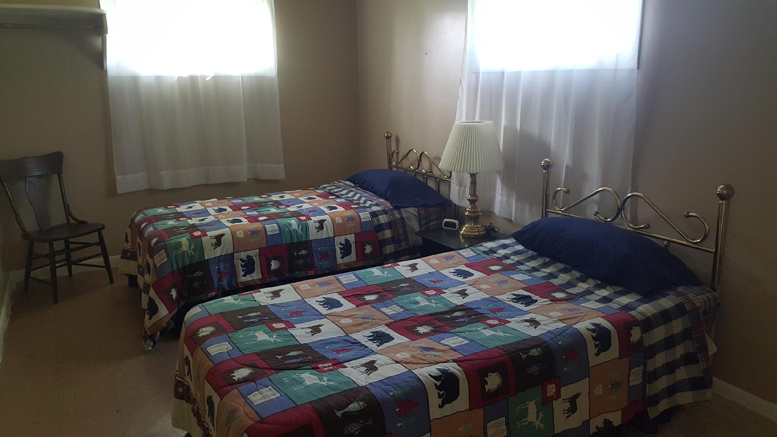 Inn room 1