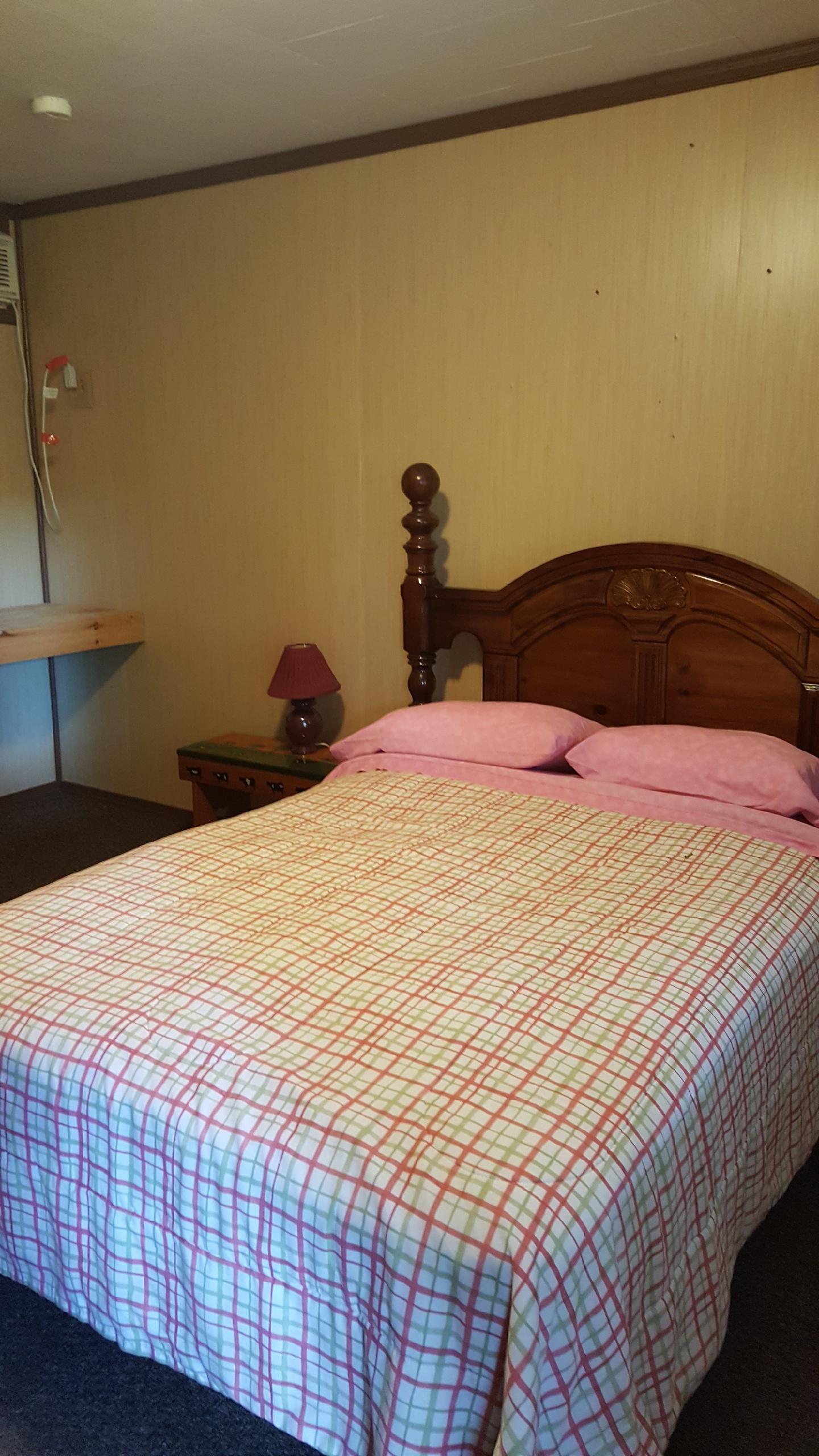 Motel room 2